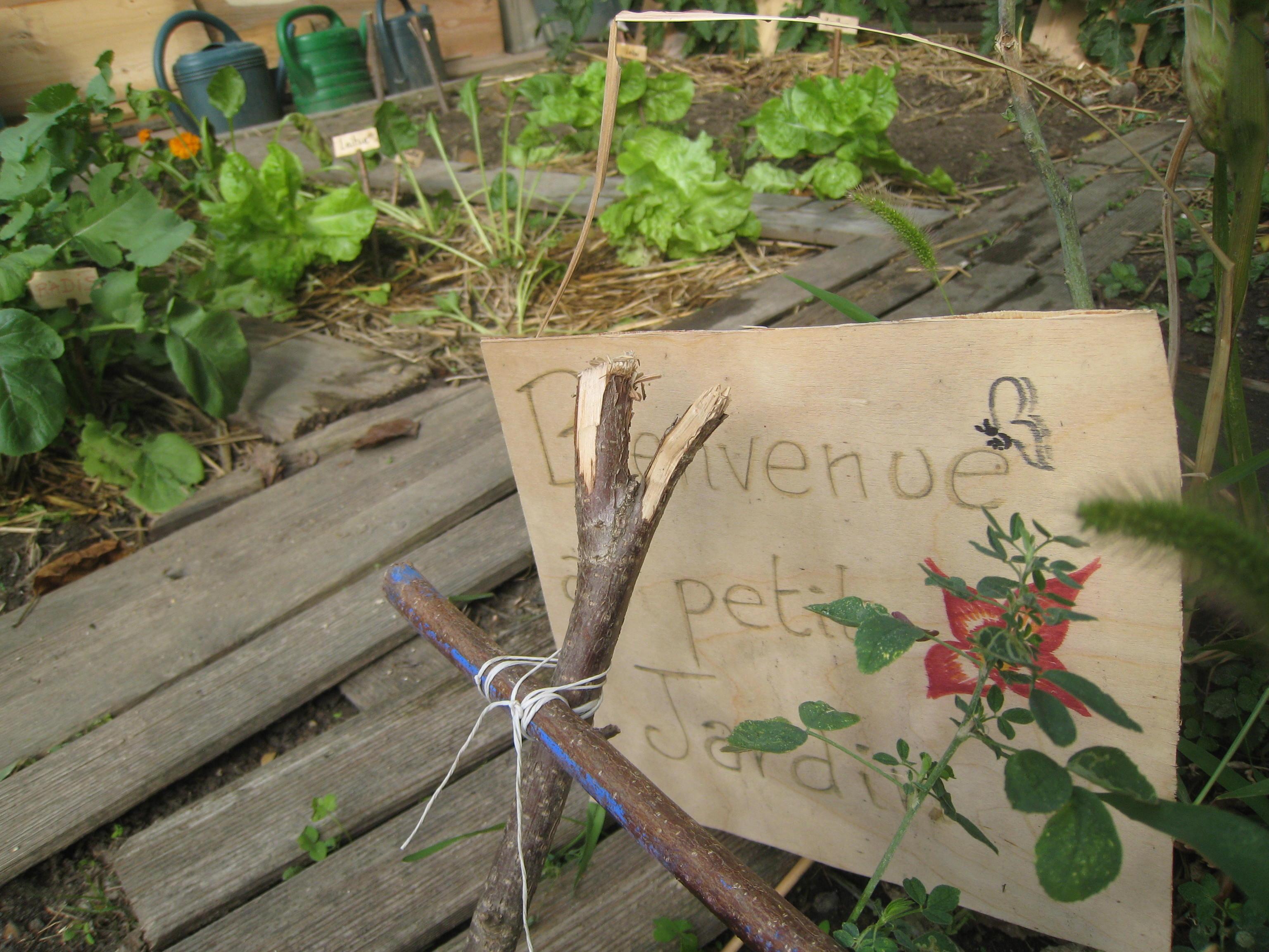 Dadagreen le bonheur est dans le jardin for Jardin catherine laboure