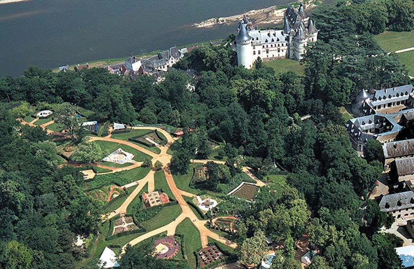 Chaumont sur loire le bonheur est dans le jardin - Jardins chaumont sur loire ...
