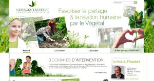 Site Fondation Truffaut