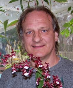 Matt Wichrowski, hortithérapeute depuis presque 20 ans au Rusk Institute of Rehabilitation Medicine  à New York