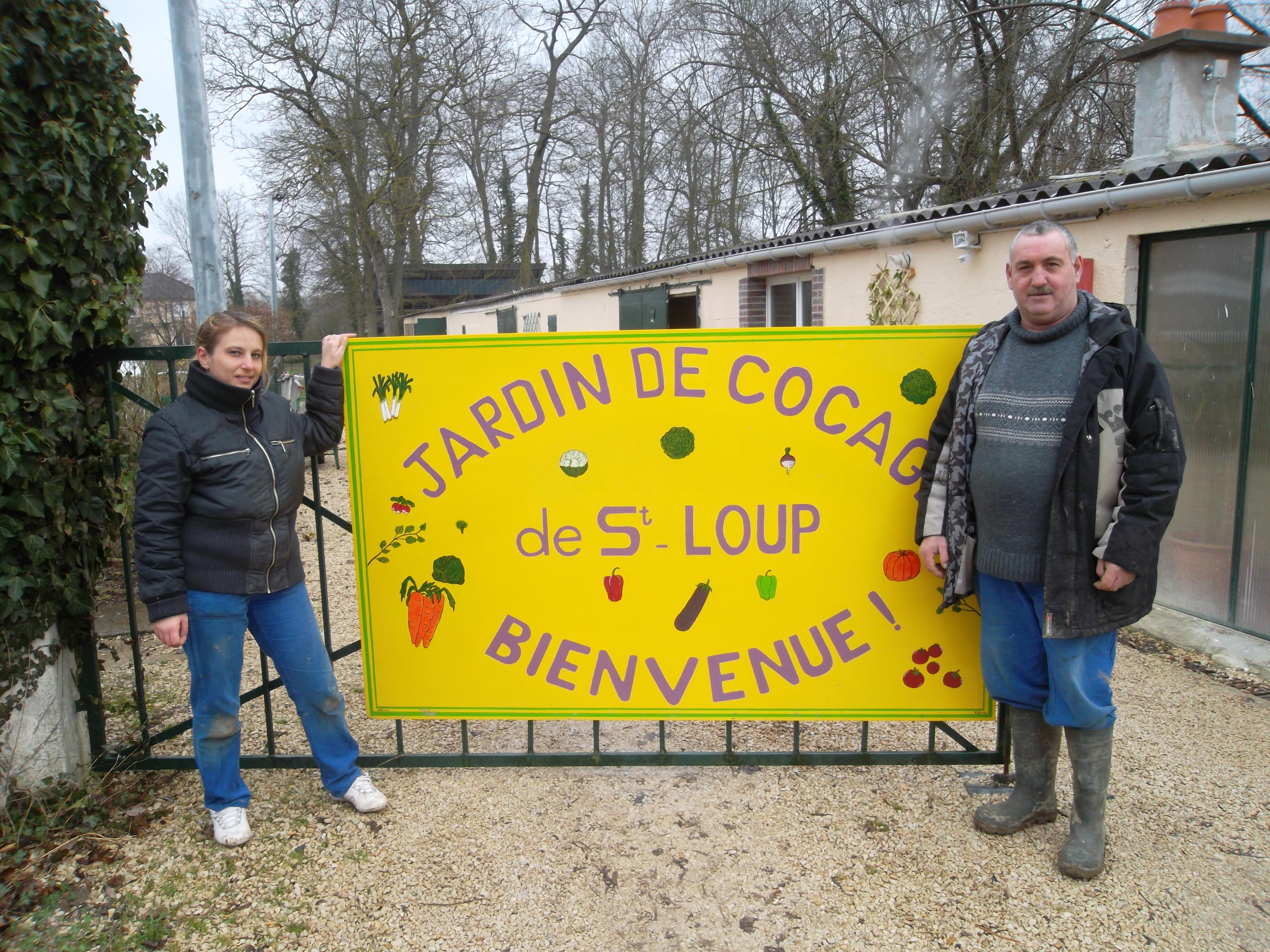 Le Jardin de Cocagne de Saint Loup un tremplin pour retrouver