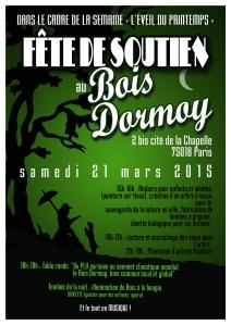 Bois Dormoy affiche21mars