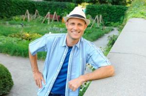 Albert Mondor, porte-parole de la Fondation et créateur de jardins réputé au Canada.