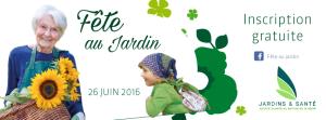 Fete au jardin 26 juin