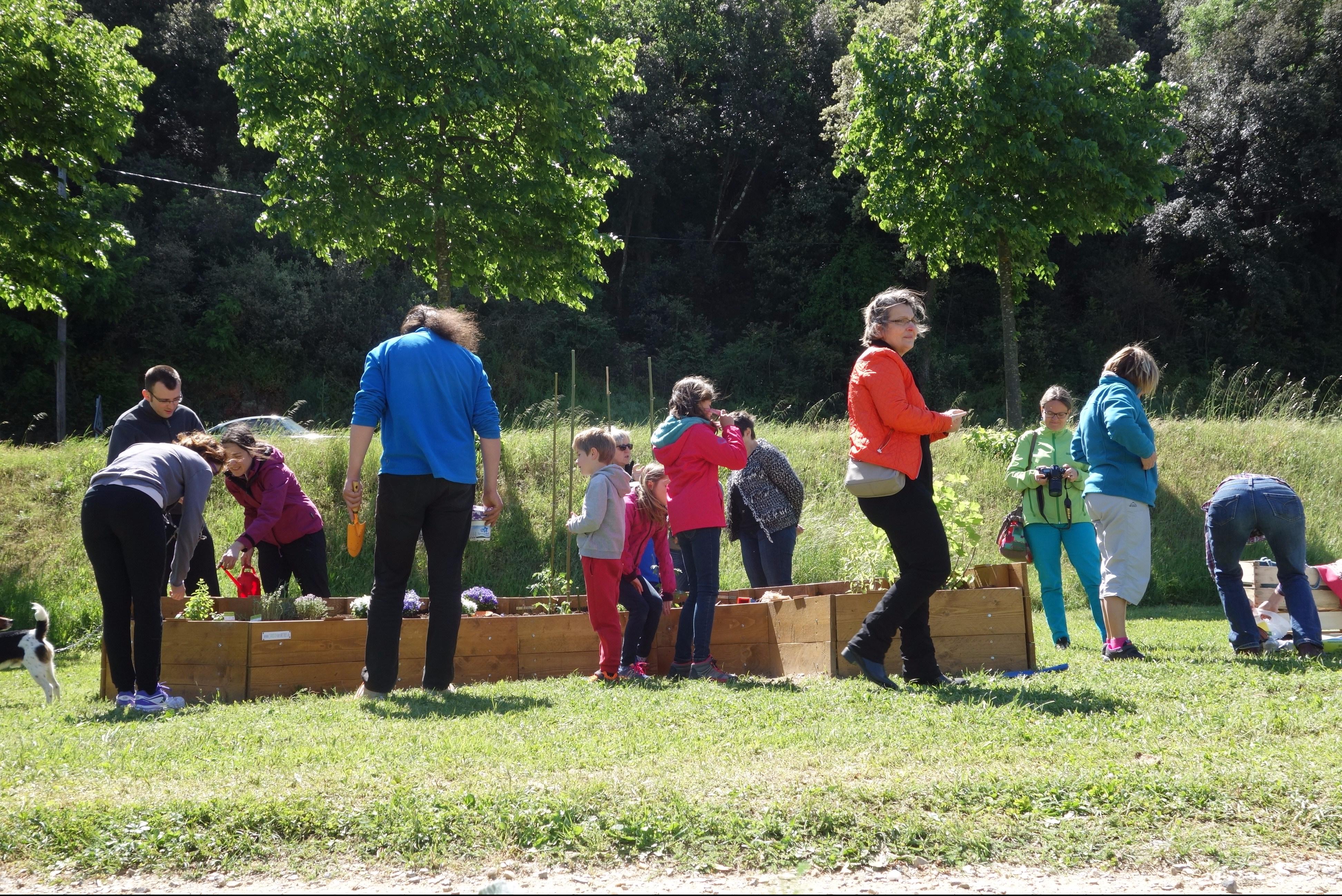 Retour sur projets 2 2 le bonheur est dans le jardin for Jardin 81 treinta y tres