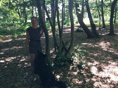 Caroline Guy, Into the woods
