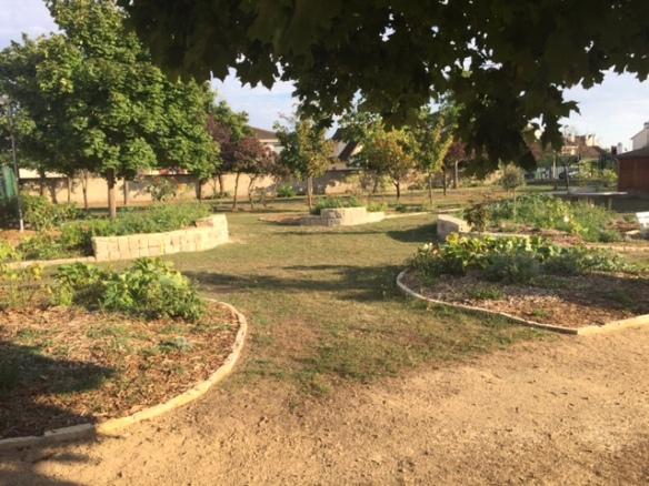 Jardin De Soin Le Bonheur Est Dans Le Jardin