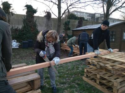 pergola constructions